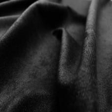 Велюр алоба черный