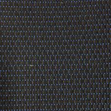 Автожаккард кольчуга синяя на ППУ 3 мм