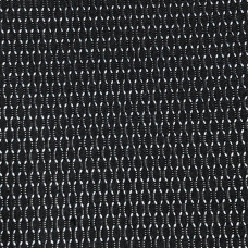 Автожаккард кольчуга белая на ППУ 3 мм