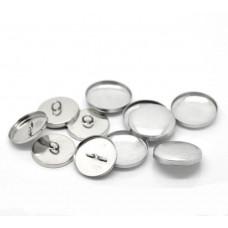 """Заготовки для пуговиц диаметр 36"""" ( 23 мм)"""