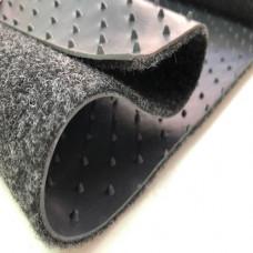 Автоковролин, прорезиненная основа, графит