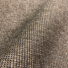 Рогожка мебельная обивочная ткань для мебели коричневая крафт 59