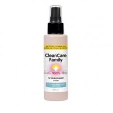 Очищающий гель с антибактериальным эффектом «CleanCare Family» , 100 мл