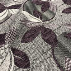 Мебельный шенилл santa-linda 697, серо-фиолетовый