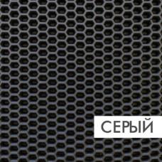 Ковролин эва, материал eva для автомобильных ковриков  соты серый