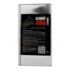 Клей 888 ultra синий 5л.