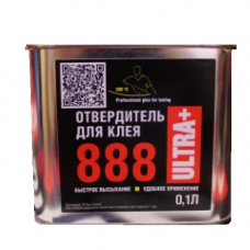 Отвердитель для клея 888 ultra plus 0,5л.