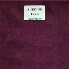 Микровельвет ткань для мебели suedine 1224 aubergine