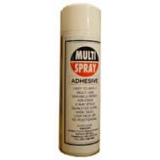 Клей спрей multispray 500 мл.