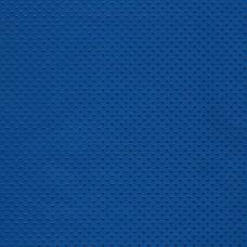 Экокожа ярко-синяя орегон перфорация толщина 1 мм
